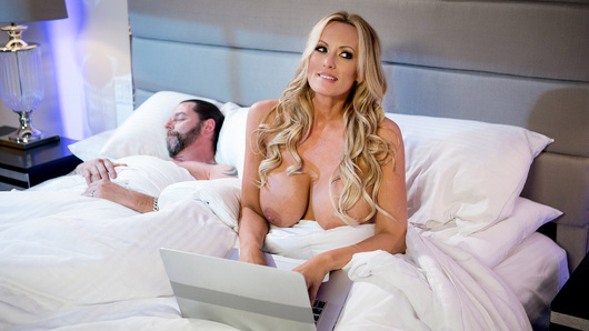 Watch Stormy Daniels now!