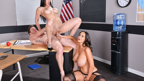 Watch Ava Addams and Rachel Starr now!