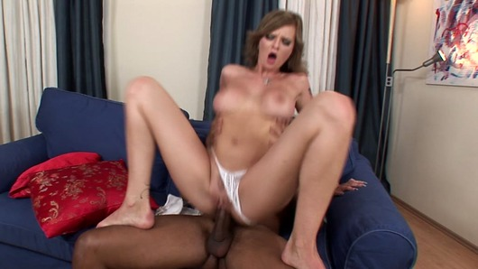 Dirty interracial Hardcore action with horny pierced bombshell Tarra White GP1152
