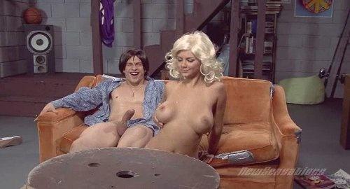 that 70s porn parody show Jackie