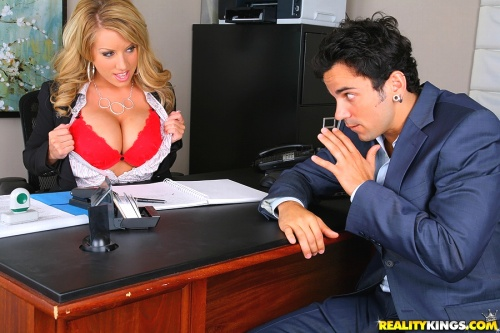 Watch Heather Summers at Big Tits Boss now!