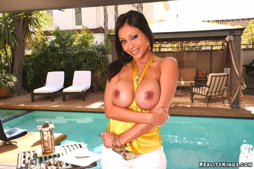 Watch Priya Rai at Big Tits Boss now!