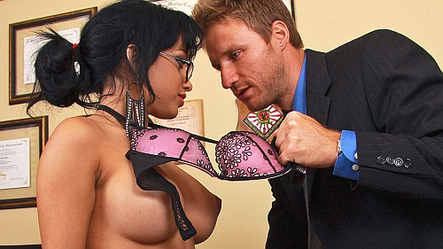 Watch Abella Anderson at Big Tits at Work now!