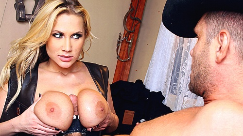 Watch Alanah Rae at Pornstars Like it Big now!