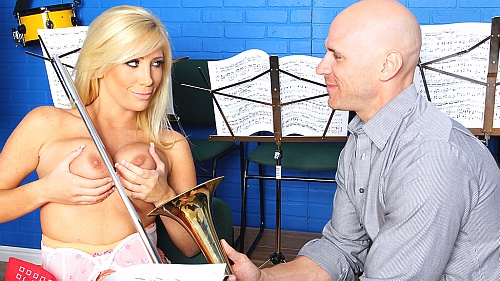 Watch Tasha Reign at Big Tits at School now!