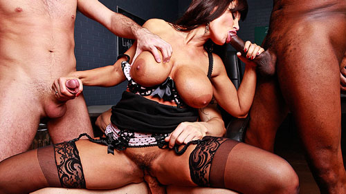 Watch Lisa Ann at Big Tits at School now!