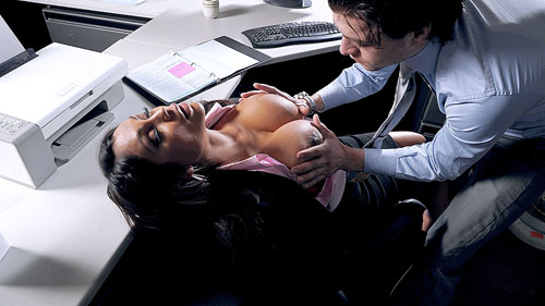 Watch Priya Anjali Rai at Big Tits at Work now!