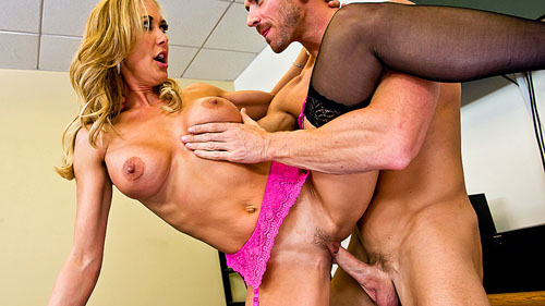 Watch Brandi Love at Big Tits at Work now!