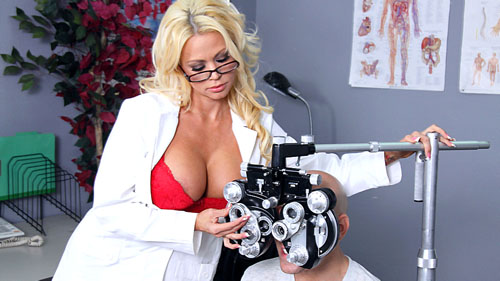 Watch Nikita Von James at Doctor Adventures now!