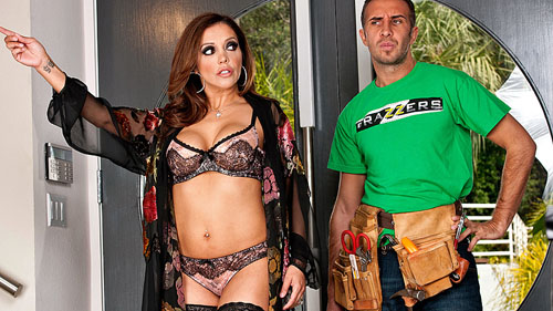 Watch Francesca Le at Milfs Like it Big now!