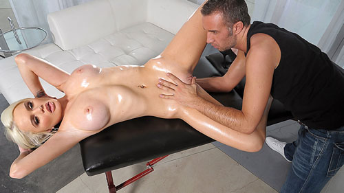 Watch Alexis Ford at Dirty Masseur now!