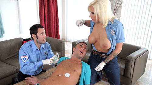 Watch Lylith Lavey at Big Tits In Uniform now!