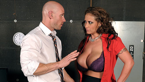 Watch Eva Notty at Big Tits at Work now!