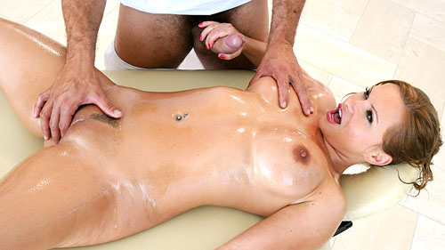 Watch Katja Kassin at Dirty Masseur now!