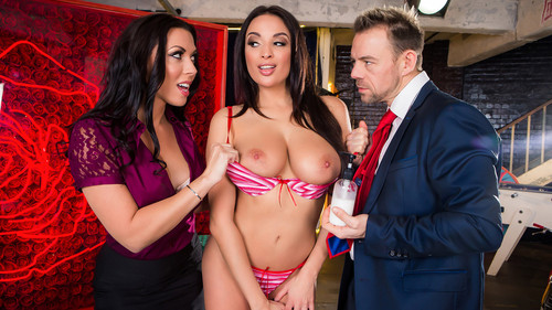 Watch Anissa Kate and Rachel Starr now!