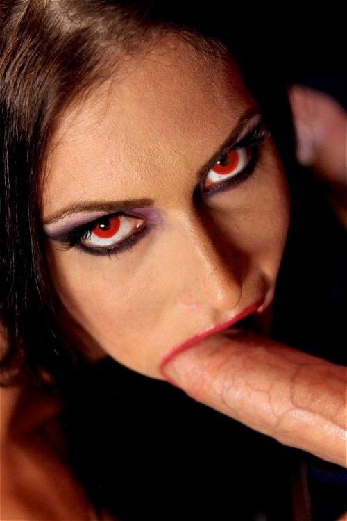 Asa akira vampire brazzers